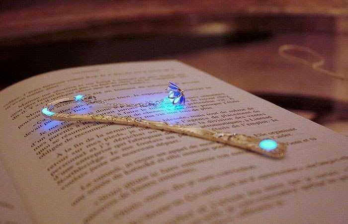 Украшения, светящиеся в темноте, которые заставят вас поверить в волшебство.