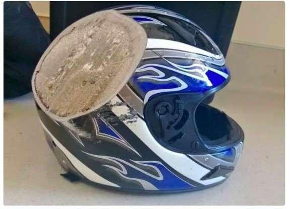 Мотоциклисты, велосипедисты! 15 причин, почему вы НЕ должны носить шлем!