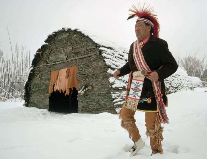 Настоящие индейцы
