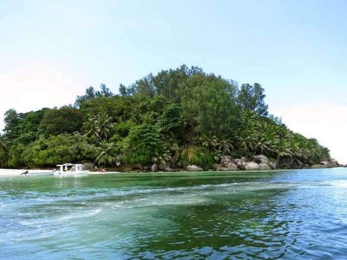 Бросить все и уехать на необитаемый остров