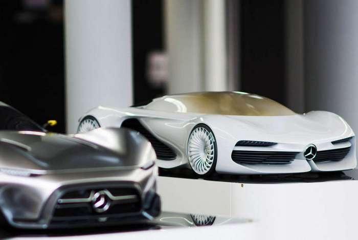 Гиперкар Mercedes-AMG получит 1020 -лошадей- и ресурс 50000 км