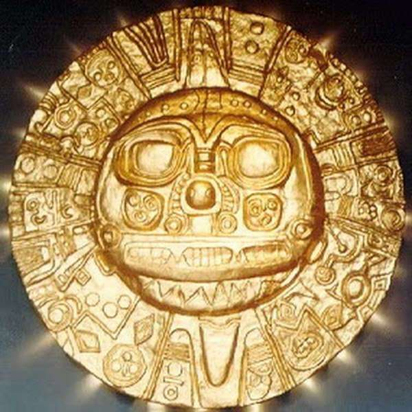 Сколько золота было у инков?