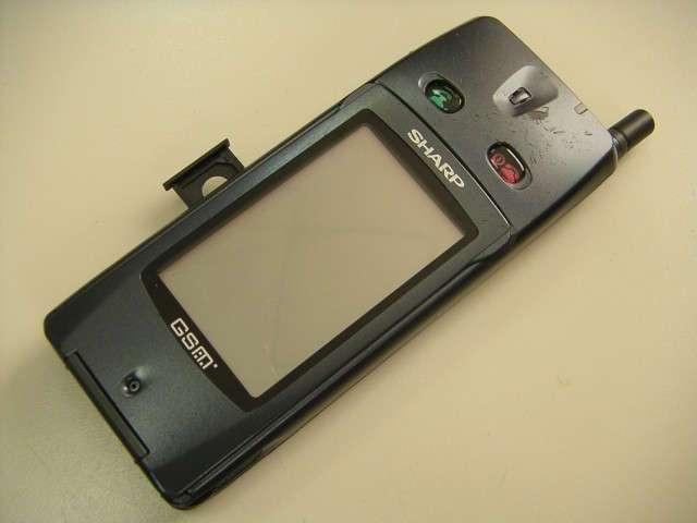 Сенсорные телефоны до эпохи iPhone