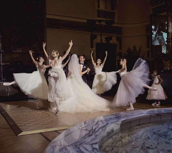 Кого только не заказывают люди на свою свадьбу!