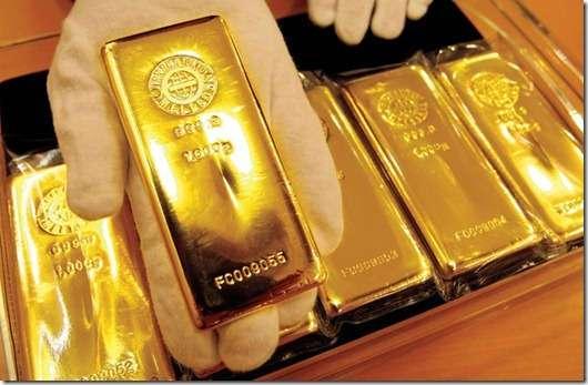 Вольфрамовое золото