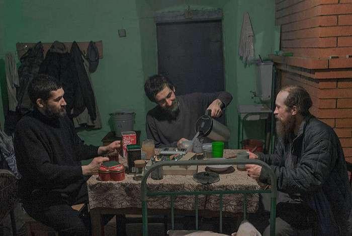 Жизнь в глухом монастыре, куда редко доезжают туристы и паломники