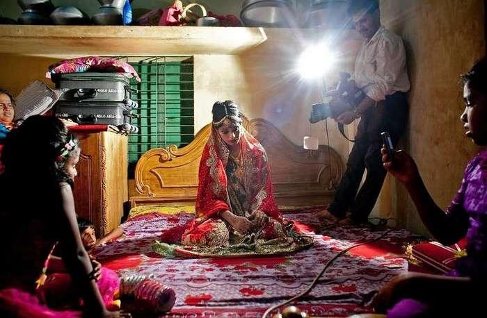Как жить после свадьбы, если она... в 6 лет?