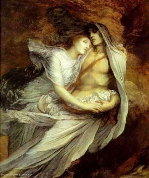 История любви Паоло и Франчески в живописи