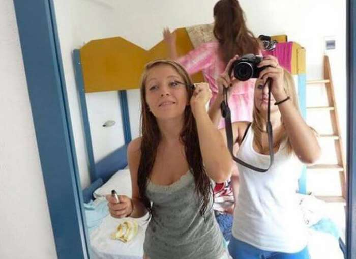 Провокационные фото девушек