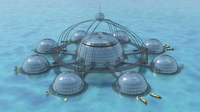 Хорошо иметь домик в океане