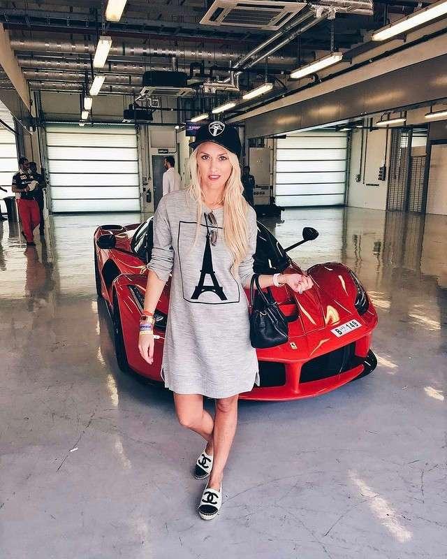 Блондинка на суперкаре: из австралийской глубинки - в -Богатые детки Дубая-