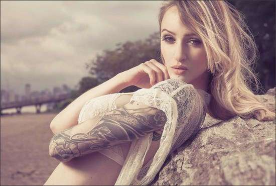 Фото самых красивых девушек. Чертовски красивые с ШИКарными формами 010517-180-19