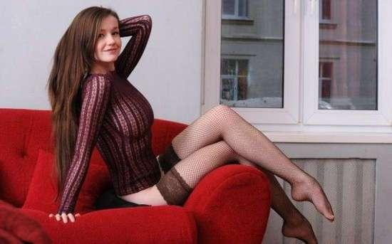 Фото самых красивых девушек. Чертовски красивые с ШИКарными формами 010517-181-55