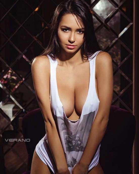 Фото самых красивых девушек. Чертовски красивые с ШИКарными формами 010517-182-25