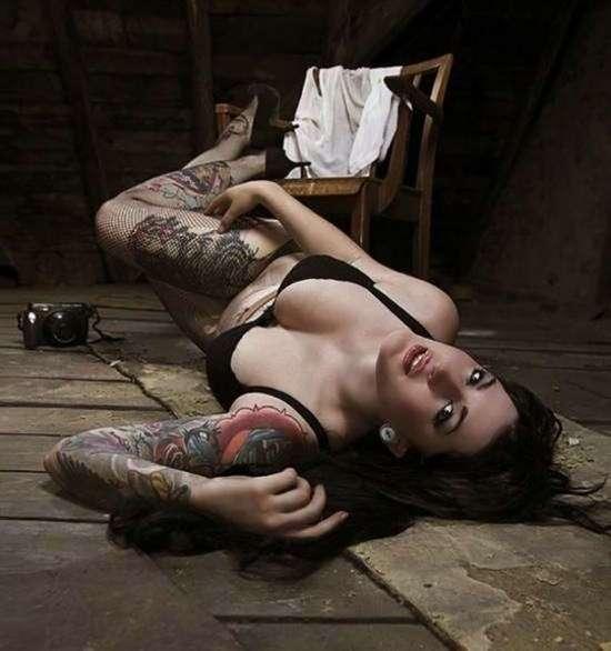 Фото самых красивых девушек. Чертовски красивые с ШИКарными формами 010517-185-3