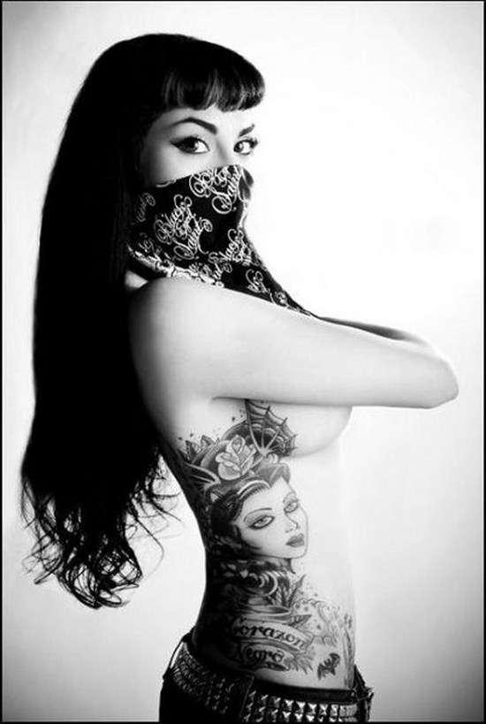 Фото самых красивых девушек. Чертовски красивые с ШИКарными формами 010517-185-61
