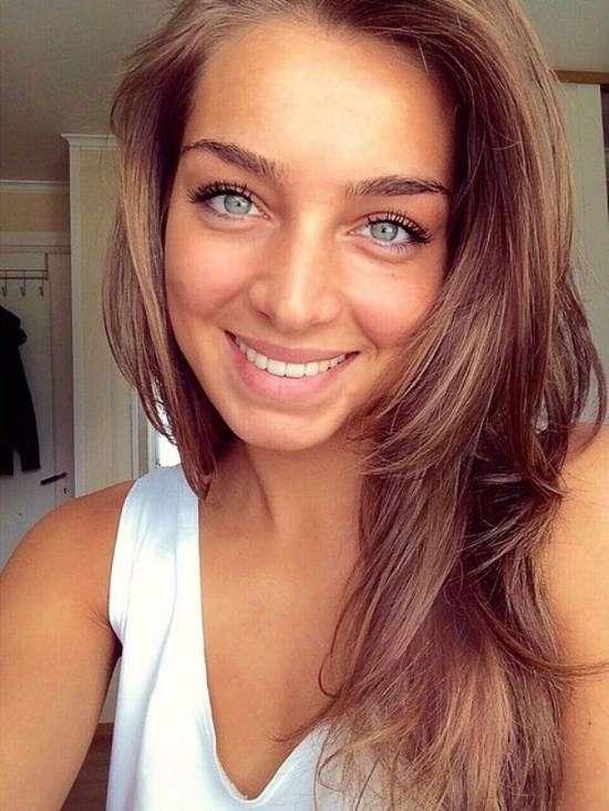 Фото самых красивых девушек. Чертовски красивые с ШИКарными формами 010517-195-25