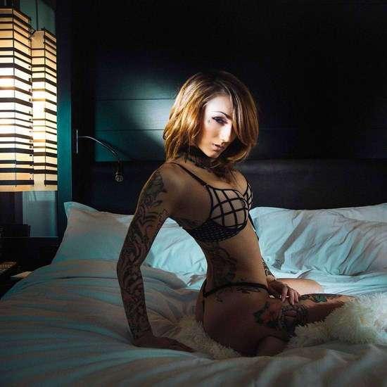 Фото самых красивых девушек. Чертовски красивые с ШИКарными формами 010517-203-23