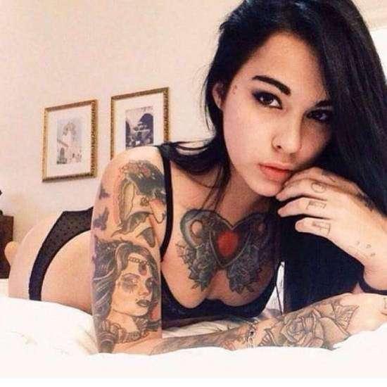 Фото самых красивых девушек. Чертовски красивые с ШИКарными формами 010517-208-61