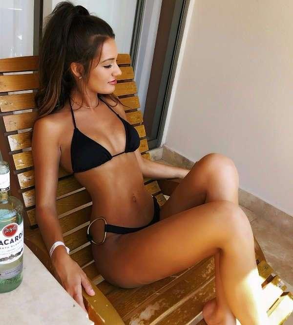 Чертовски красивые девушки с ШИКарными формами. Фото красивых девушек 090517-124-81