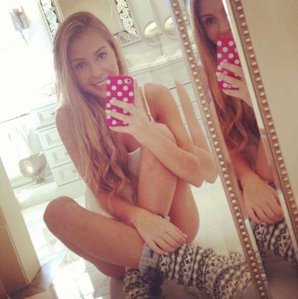 Чертовски красивые девушки с ШИКарными формами. Фото красивых девушек 090517-128-35