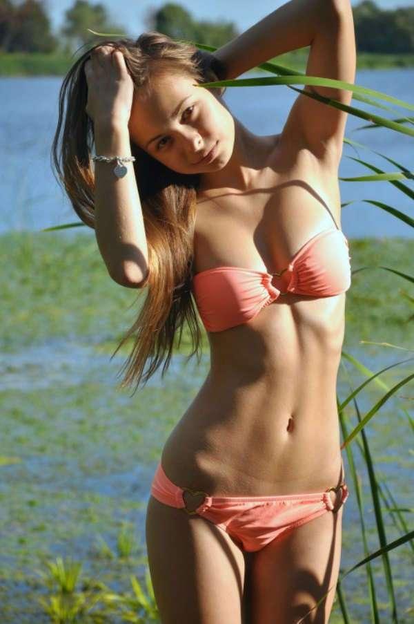 Чертовски красивые девушки с ШИКарными формами. Фото красивых девушек 090517-135-67