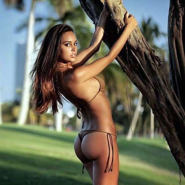Чертовски красивые девушки с ШИКарными формами. Фото красивых девушек 090517-140-63