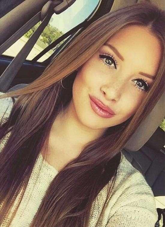 Фото самых красивых девушек. Чертовски красивые с ШИКарными формами 150517-200-7