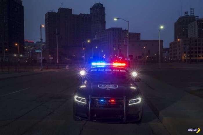 Самый быстрые полицейские машины в США