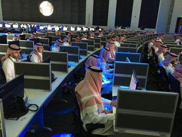 Саудовские -Диванные войска-