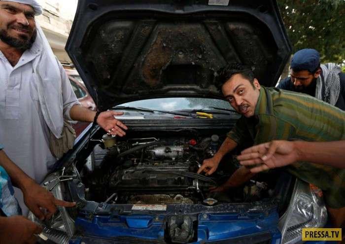 Курсы вождения автомобиля в Кабуле (22 фото)