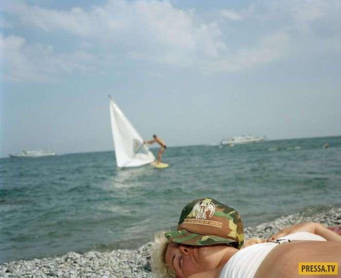 Ялта 90-х годов глазами англичанина (39 фото)