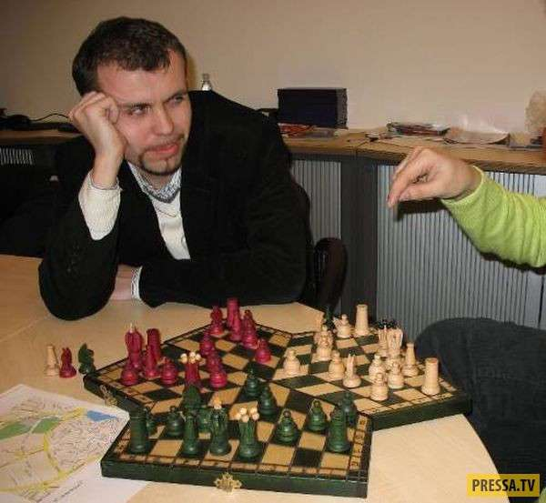 Гроссмейстер Коля