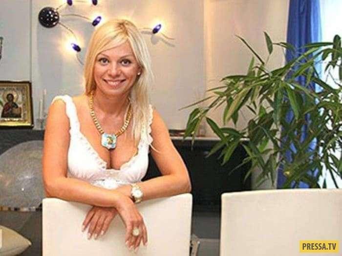 Ирина Салтыкова - суперпопулярная певица 90-х (18 фото + видео)