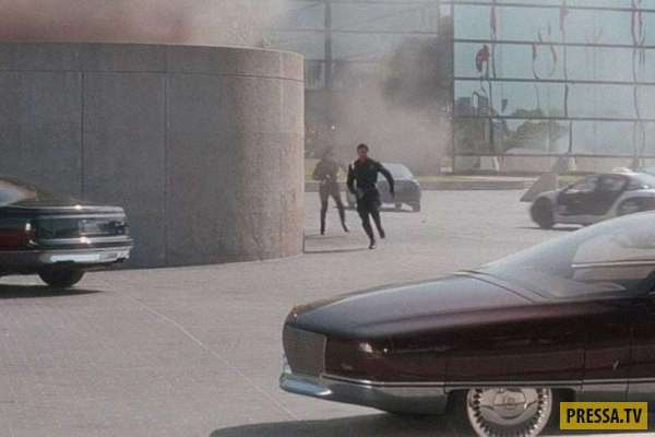 Концепт-кар Cadillac Solitaire (7 фото)