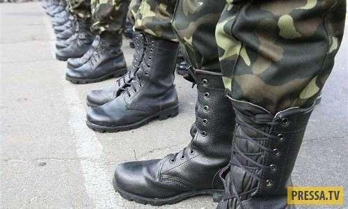 Парень, ты лучше в армию не ходи!