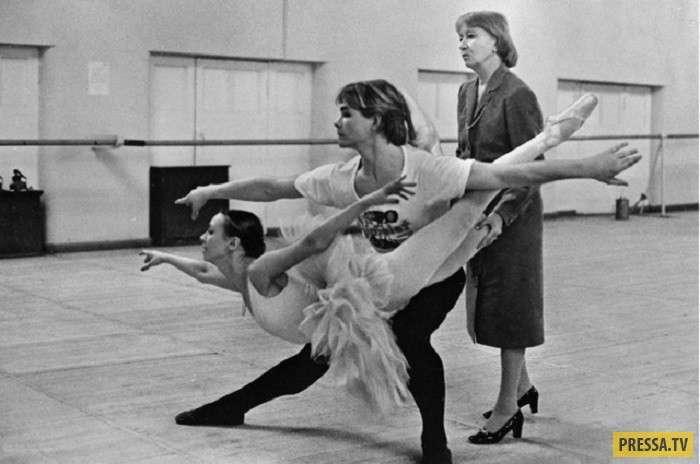 Российские балерины с мировой славой (11 фото)