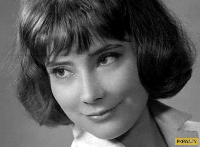 Легенды советского кино: Татьяна Самойлова (18 фото)