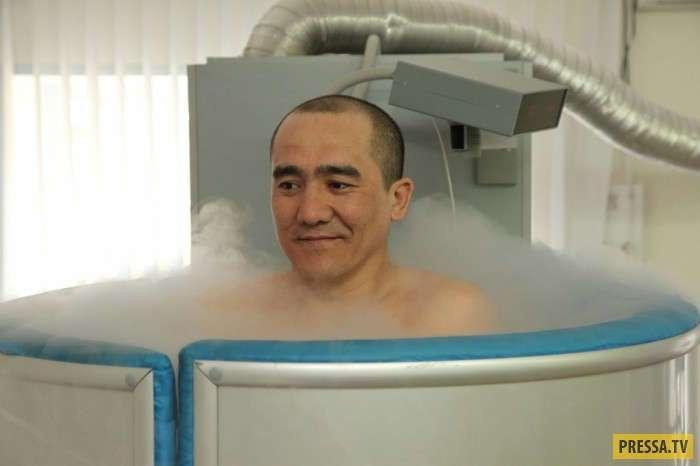 Сауна наоборот или лечение холодом (20 фото+2 видео)