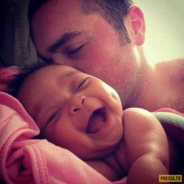 Топ 14: Генетические особенности, которые наследуются от отца (15 фото)