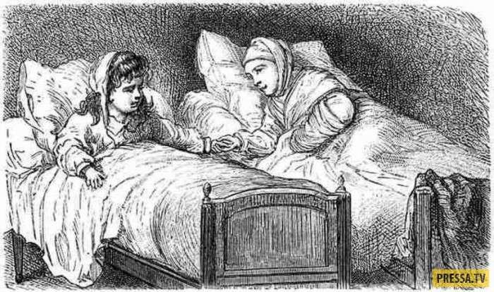 Наши предки спали совсем не так, как современные люди (8 фото)