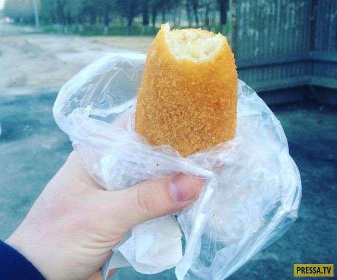 ТОП-18 самых вкусных продуктов в России, по мнению англичан (18 фото)
