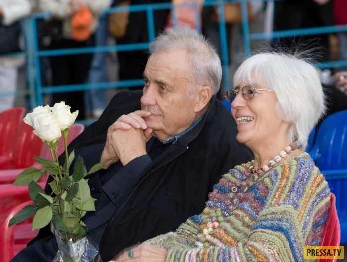 Три женщины в жизни Эльдара Рязанова (11 фото + видео)