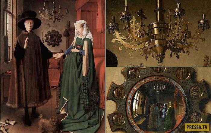 Английский художник и фотограф Дэвид Хокни разгадал секрет реалистичности картин эпохи Возрождения (8 фото)