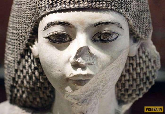 Лики древнего Египта (25 фото)