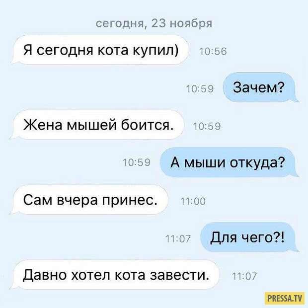 Смешные комментарии и sms (34 скриншота)