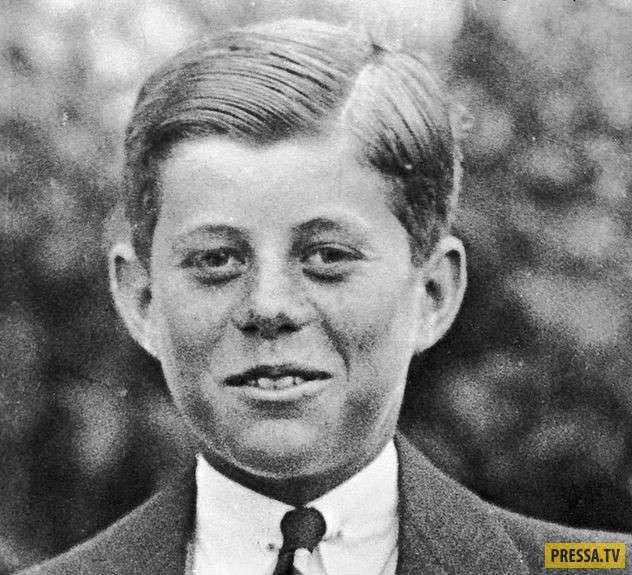 ТОП-20 удивительных фотографий мировых лидеров в юности (20 фото)