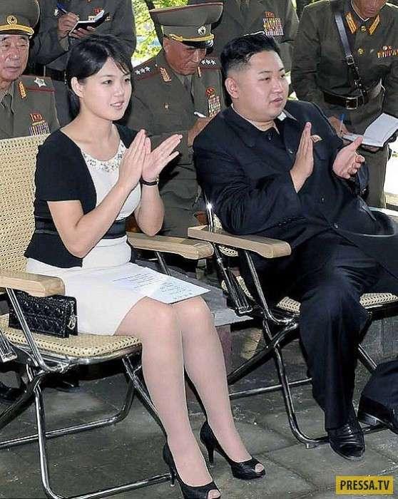 Самые красивые жены диктаторов (17 фото)