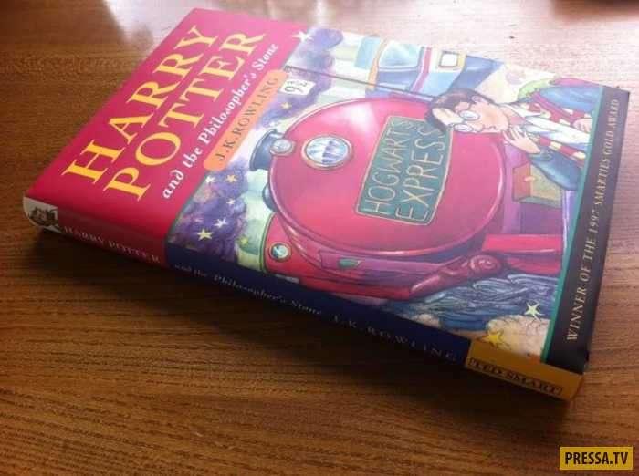 """Мама Гарри Поттера"" - Джоан Роулинг и перепитии ее жизни (13 фото + видео)"