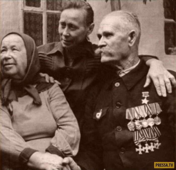 Донской казак Недорубов - полный Георгиевский кавалер и Герой Советского Союза (10 фото)